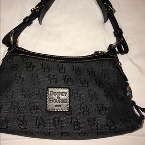 Dooney & Bourke purse, small, black